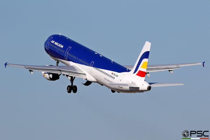 ER-AXR A321-211 808 Air Moldova @ Aeroporto di Verona 08.2019  © Piti Spotter Club Verona