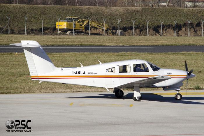 I-ANLA - Piper PA-28RT-201T Turbo Arrow IV - Private @ Aeroporto di Trento © Piti Spotter Club Verona