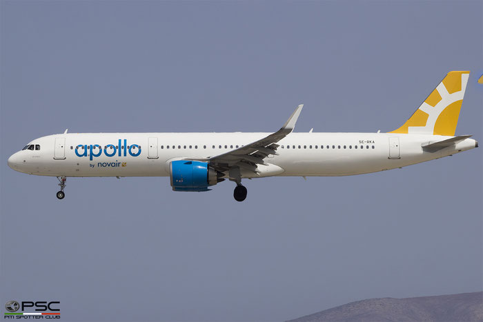 SE-RKA A321-253N 7746 Novair @ Heraklion Airport 2006 © Piti Spotter Club Verona