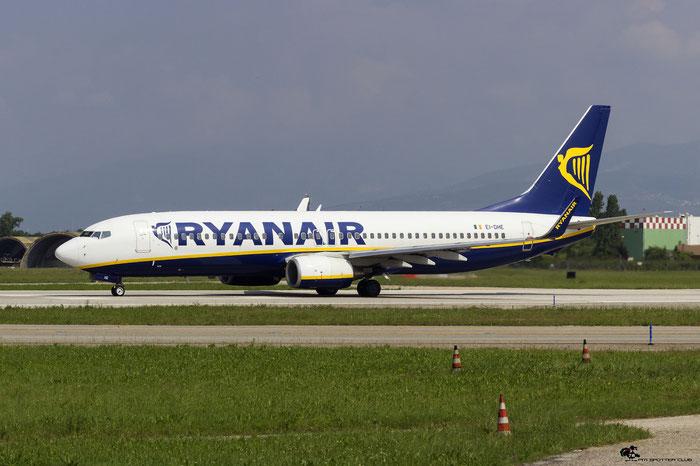 EI-DHE B737-8AS 33574/1658 Ryanair @ Aeroporto di Verona 14.05.2017  © Piti Spotter Club Verona