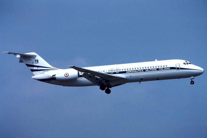 MM62012   DC-9-32  47595/0709 @ Aeroporto di Verona   © Piti Spotter Club Verona