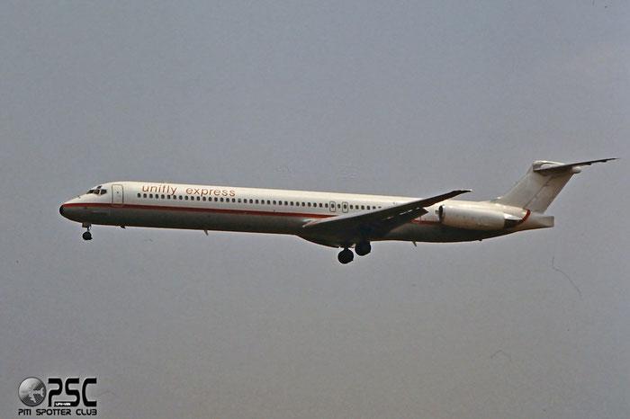EI-BTV- 9620 1484 McDonnell Douglas MD-83 @ Aeroporto di Verona © Piti Spotter Club Verona