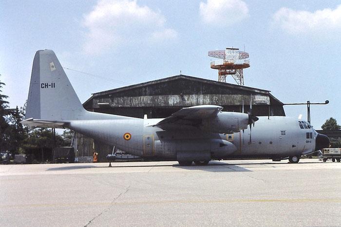 CH11   C-130H  4482  20sq @ Aeroporto di Verona   © Piti Spotter Club Verona