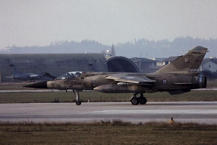 337  33-CF  Mirage 3R  337 @ Aeroporto di Verona   © Piti Spotter Club Verona