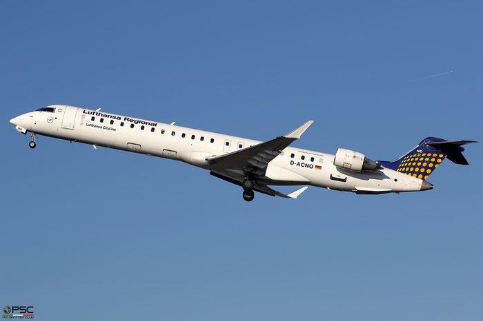 D-ACNO CRJ900LR 15255 Lufthansa CityLine
