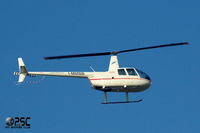 I-MMBB    Robinson R44 Raven II    10321  © Piti Spotter Club Verona