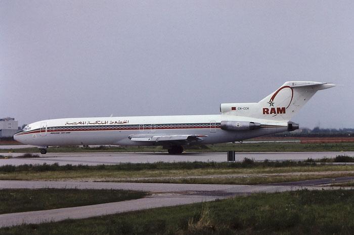 CN-CCH B727-2B6 20705/945 Royal Air Maroc @ Aeroporto di Verona © Piti Spotter Club Verona