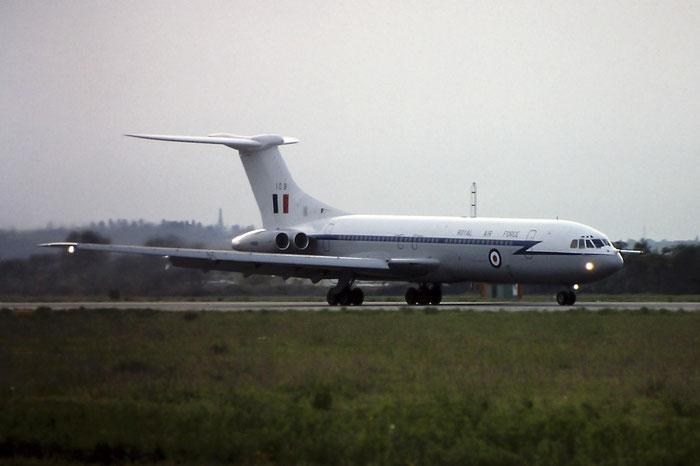 XV109   VC10 C1K  839   @ Aeroporto di Verona   © Piti Spotter Club Verona