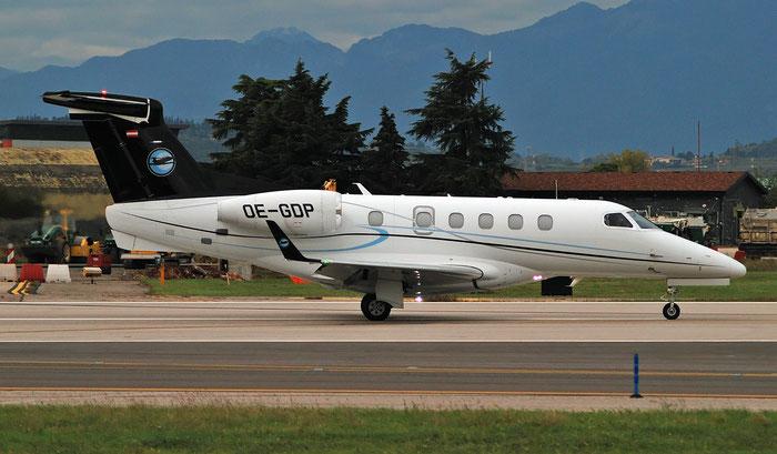 OE-GDP EMB505 50500062 Speedwings Executive Jet GmbH @ Aeroporto di Verona 11.2018  © Piti Spotter Club Verona