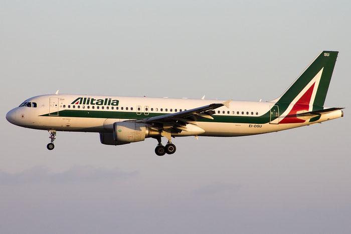 EI-DSU A320-216 3563 Alitalia @ Venezia Airport 24.09.2014 © Piti Spotter Club Verona