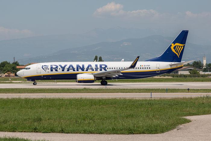 EI-FOT B737-8AS 44730/5812 Ryanair @ Aeroporto di Verona 22.05.2017  © Piti Spotter Club Verona
