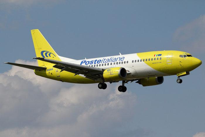 EI-DVA B737-36EF 25159/2068 Mistral Air @ Bologna Airport 24.08.2014 © Piti Spotter Club Verona