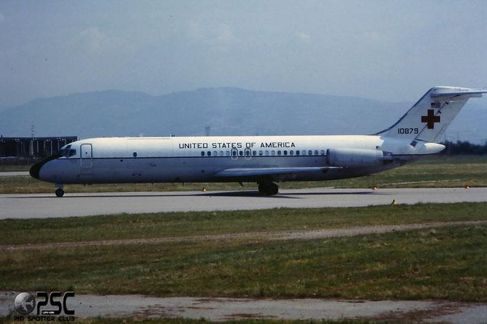 71-0879   C-9A  47537/662 @ Aeroporto di Verona © Piti Spotter Club Verona