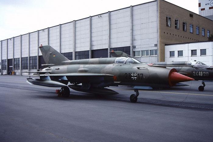 23+17   MiG-21MF  968613 © Piti Spotter Club Verona