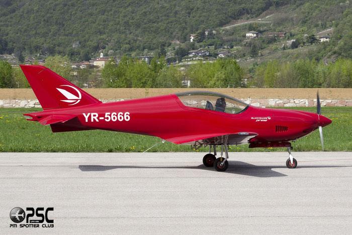 YR - 5666 - @ Aeroporto di Trento © Piti Spotter Club Verona