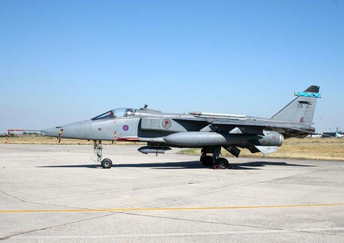 XX726  EB  Jaguar GR1  S23 @ Aeroporto di Verona © Piti Spotter Club Verona