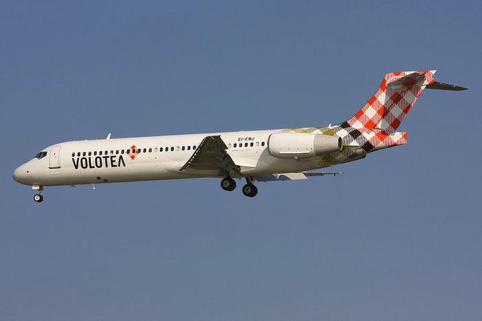 EI-EWJ B717-2BL 55171/5121 Volotea Air @ Venezia Airport 16.06.2012 © Piti Spotter Club Verona