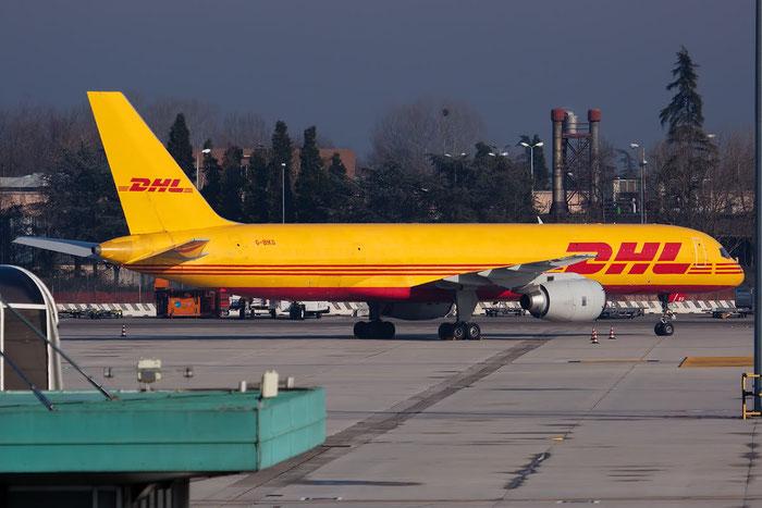 G-BIKG B757-236SF 22178/23 DHL Air @ Venezia Airport 10.12.2012 © Piti Spotter Club Verona
