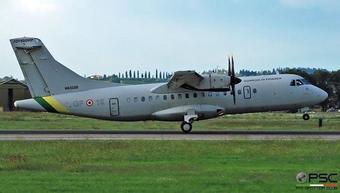 MM62251  GF-16  ATR42-500MP  675  GEA @ Aeroporto di Verona © Piti Spotter Club Verona
