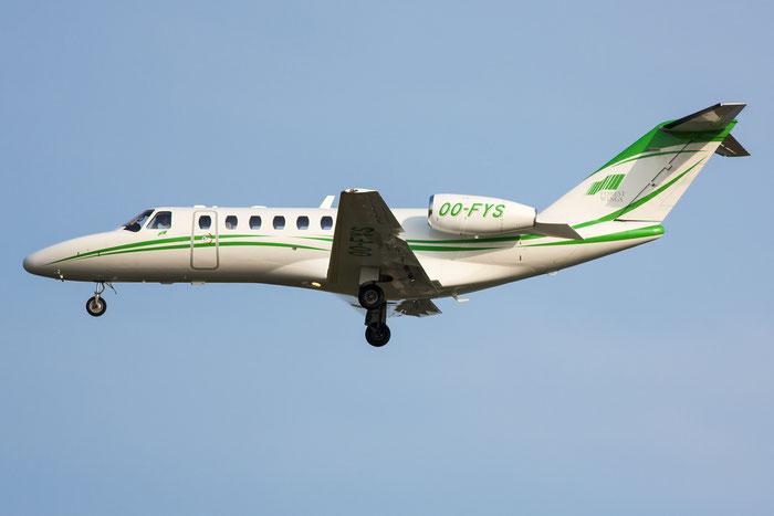 OO-FYS Ce525B 525B-0197 Abelag Aviation @ Venice Airport 15.06.2013 © Piti Spotter Club Verona