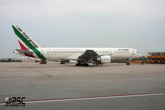 EI-IGB  B757-230  24738/274  Air Italy (2005)  @ Aeroporto di Verona © Piti Spotter Club Verona