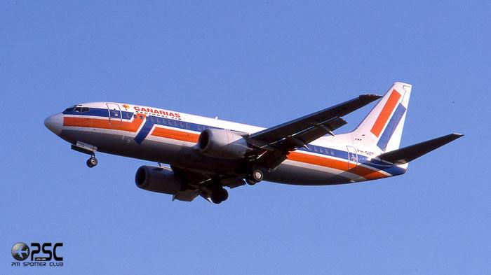PH-OZB  B737-3Y0  23921/1513  Canarias Regional Air  @ Aeroporto di Verona © Piti Spotter Club Verona