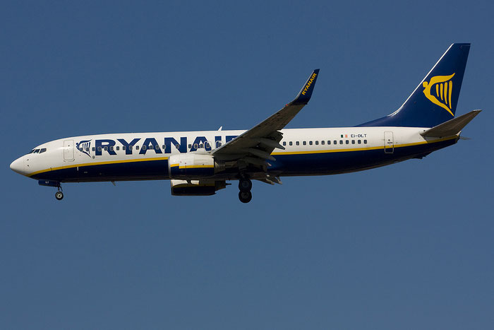 EI-DLT B737-8AS 33597/2060 Ryanair @ Rimini Airport 26.07.2012 © Piti Spotter Club Verona