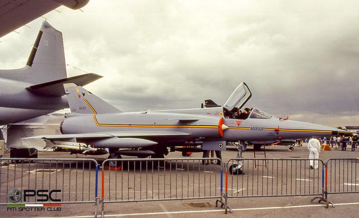 BA60   Mirage 5MirSIP  60 © Piti Spotter Club Verona