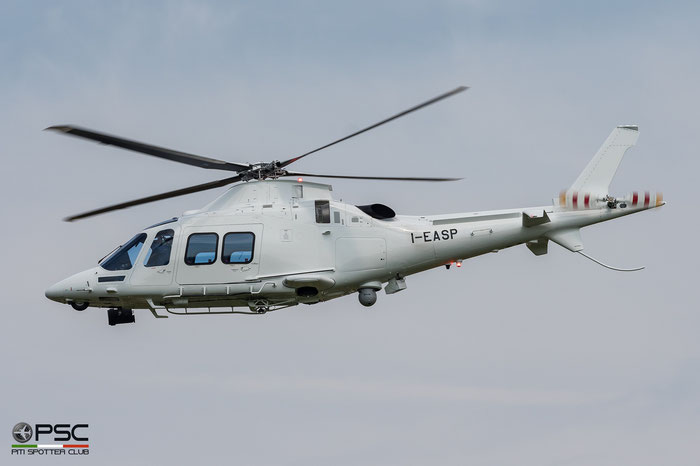I-EASP Leonardo Helicopters AW109SP GrandNew ( c/n 22368 ) @ Varese Venegono Airport 05.2017 © Piti Spotter Club Verona