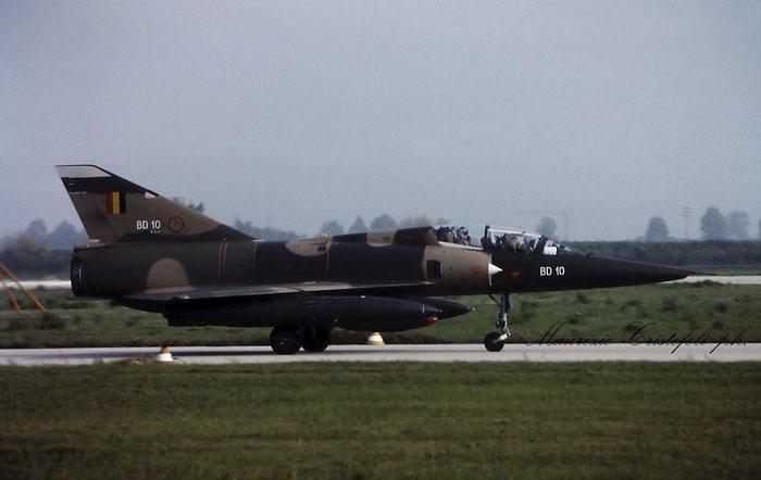BD10   Mirage 5BD  210 @ Aeroporto di Verona © Piti Spotter Club Verona