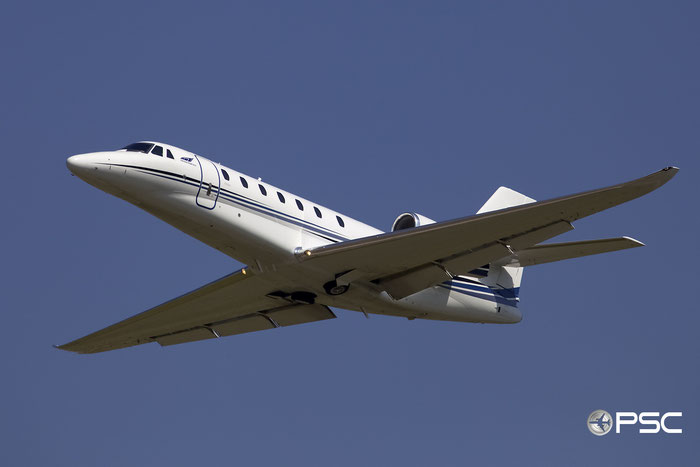 D-CAWX Ce680 680-0535 Aerowest GmbH @ Aeroporto di Verona 22.04.2017  © Piti Spotter Club Verona