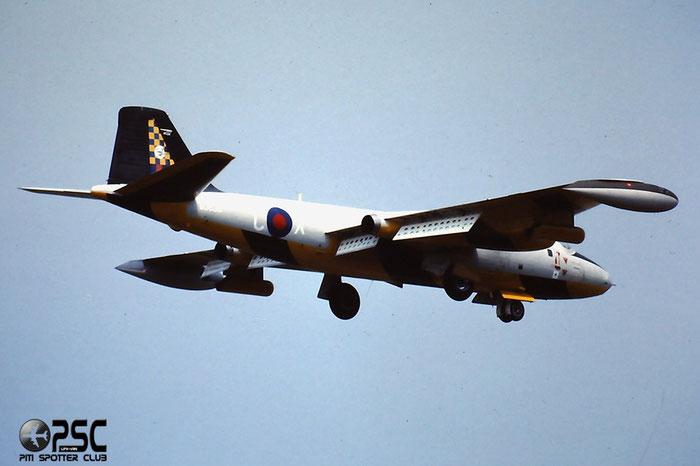 WJ636   Canberra TT18  HP-203B    @ Aeroporto di Verona   © Piti Spotter Club Verona