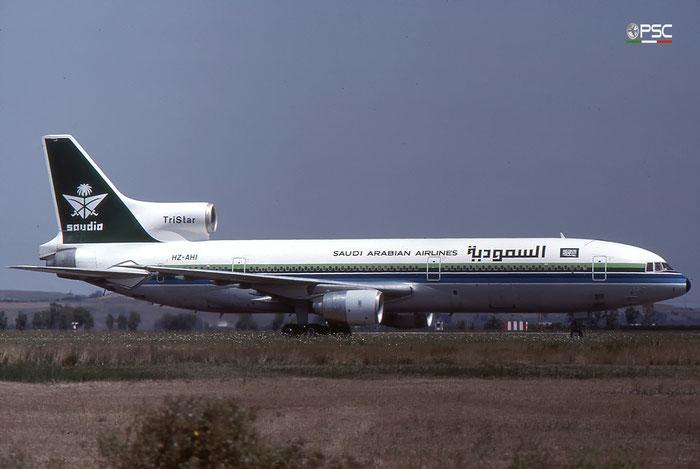 HZ-AHI L-1011-200 193S-1160 Saudia - Saudi Arabian Airlines © 2018 courtesy of Marco Ceschi - Piti Spotter Club Verona