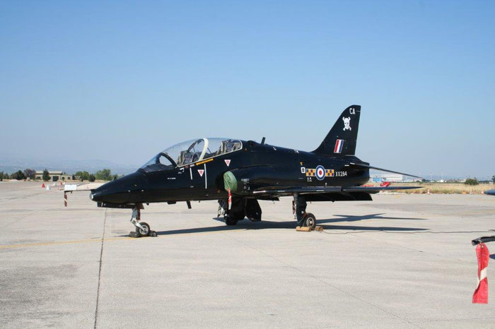 XX264   Hawk T1A  312100/100 @ Aeroporto di Verona © Piti Spotter Club Verona