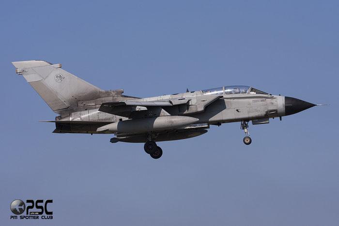MM7024  6-50  Tornado IDS MLU RET7  255/IS023/5033  GEA 6° Stormo @ Aeroporto di Verona   © Piti Spotter Club Verona