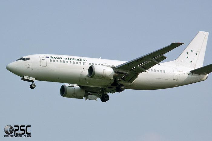EC-IOR  B737-382  24449/1857  Hola Airlines @ Aeroporto di Verona © Piti Spotter Club Verona
