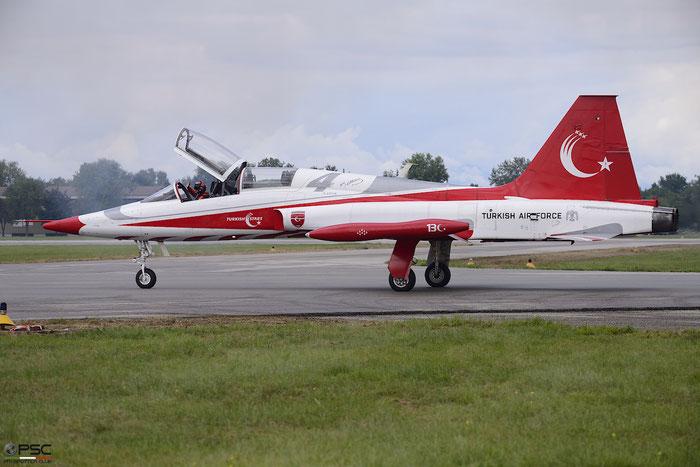 4 - Turkish Star - NF-5A Freedom Fighter © Piti Spotter Club Verona