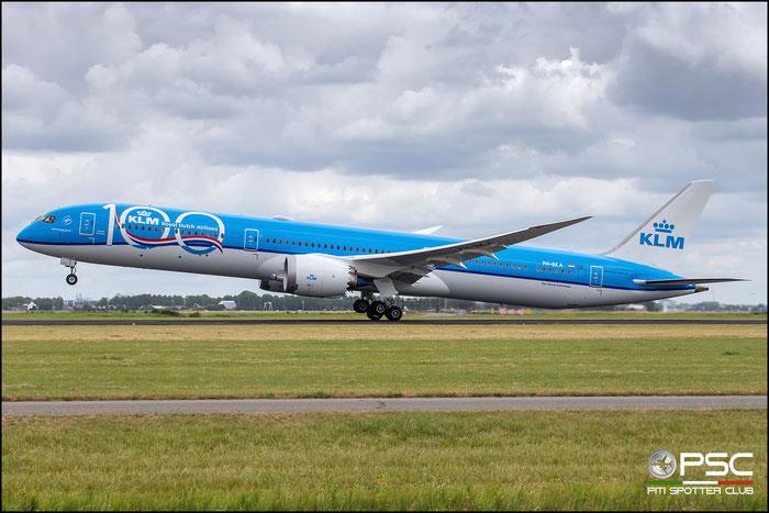 PH-BKA  B787-10  42485/862  KLM Royal Dutch Airlines @ Amsterdam 2019 © Piti Spotter Club Verona