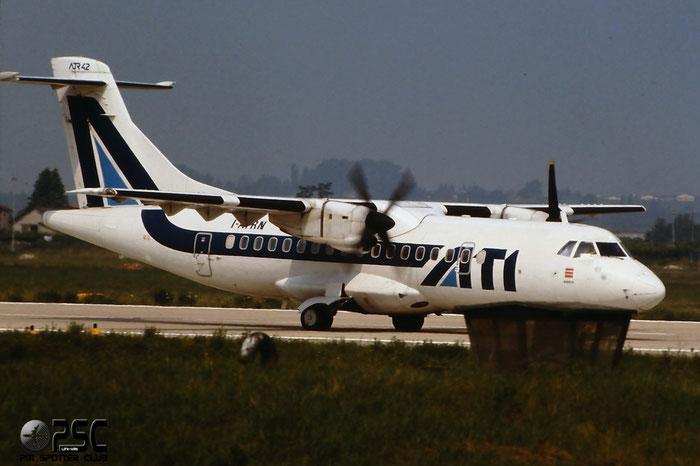 I-ATRN  ATR42-320  020  ATI - Aero Transporti Italiani  @ Aeroporto di Verona © Piti Spotter Club Verona
