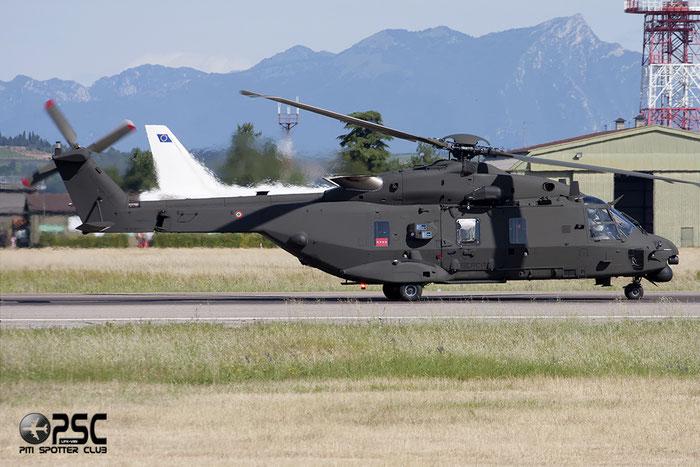 MM81540  E.I.223  UH-90A  1166/ITAR24  25° Gruppo Sqd @ Aeroporto di Verona   © Piti Spotter Club Verona