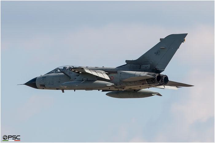 MM55008  6-45  Tornado IDS(T)  220/IST009/5027  GEA 6° Stormo @ Aeroporto di Verona   © Piti Spotter Club Verona
