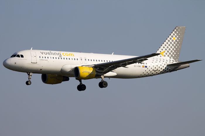 EC-KMI A320-216 3400 Vueling Airlines @ Venezia Airport 22.08.2015 © Piti Spotter Club Verona