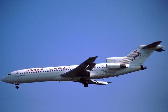 TS-JHN  B727-2H3  20545/877  Tunisair  @ Aeroporto di Verona © Piti Spotter Club Verona