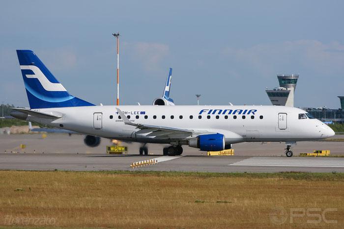 OH-LEE ERJ170STD 17000093 Finnair @ Helsinki Airport 2008 © Piti Spotter Club Verona
