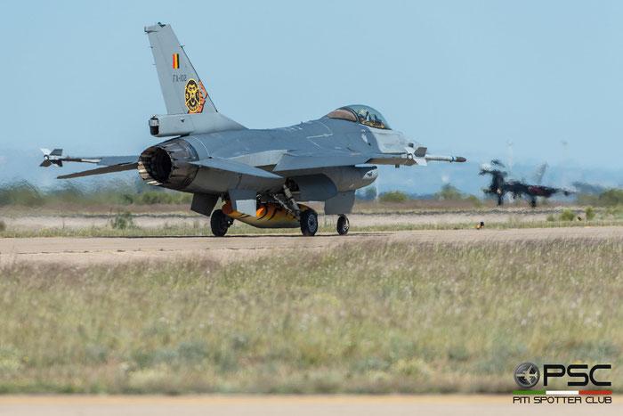 FA102   F-16AM  6H-102  10w © Piti Spotter Club Verona