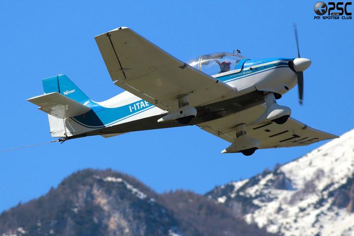 I-ITAE - Robin DR400/180R Remorqueur - Private @ Aeroporto di Trento © Piti Spotter Club Verona