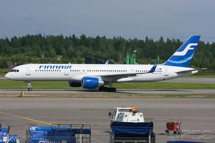 OH-LBS B757-2Q8 27623/792 Finnair @ Helsinki Airport 2008 © Piti Spotter Club Verona