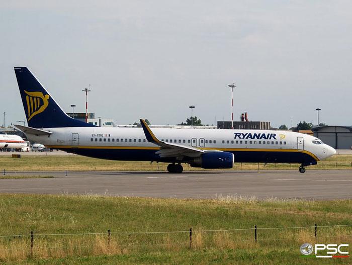 EI-CSQ B737-8AS 29930/757 Ryanair @ Aeroporto di Verona 16.05.2007  © Piti Spotter Club Verona