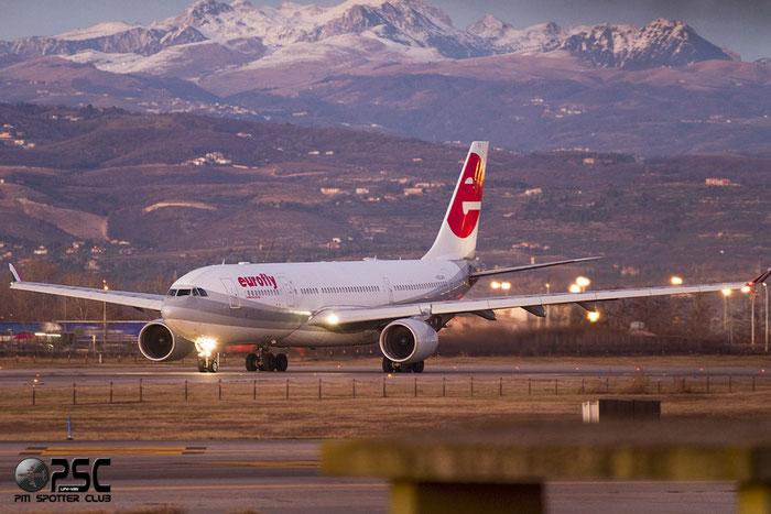 I-EEZJ  A330-223  665  Eurofly  @ Aeroporto di Verona © Piti Spotter Club Verona
