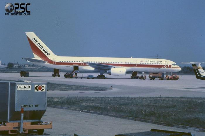 G-BNSD  B757-236  24118/163  Air Europe  @ Aeroporto di Verona © Piti Spotter Club Verona